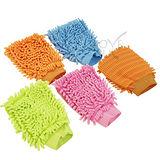 全新第三代立體織法清潔手套_5入