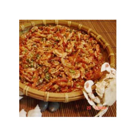 【媽宮】黃金蔥蝦
