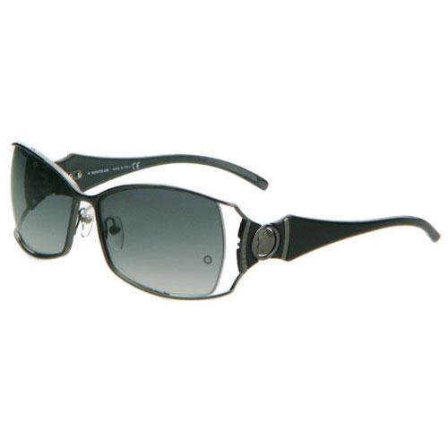 萬寶龍 MONTBLANC 時尚太陽眼鏡 (槍色MB283S)