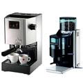 義大利GAGGIA CLASSIC專業半自動咖啡機+RANCILIO ROCKY有分量器磨豆機 (HG0195+HG6456)