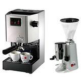 義大利GAGGIA CLASSIC專業半自動咖啡機+900N義式咖啡磨豆機 (HG0195+HG0087)
