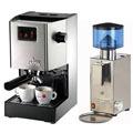 義大利GAGGIA CLASSIC專業半自動咖啡機+Bezzera BB005 TM-MN磨豆機 (HG0195+HG0971)