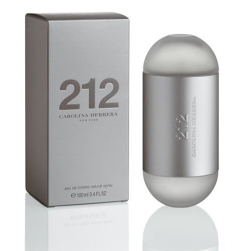 CAROLINA HERRERA 212 都會女性淡香水 60ml