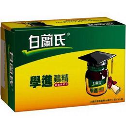 白蘭氏學進雞精(6罐/盒, 共12盒/箱)