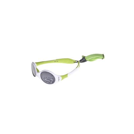 法國 Julbo 嬰幼兒太陽眼鏡 - Looping III (白/草綠)