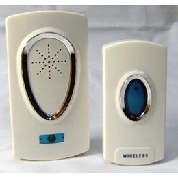 《美化家居》防水插電型無線遙控門鈴