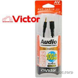 VICTOR 10cm 2.5mm轉3.5mm延長線 VX-7092