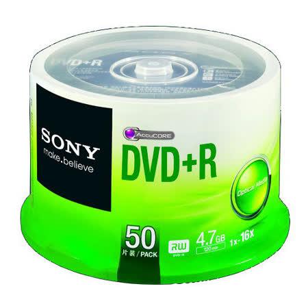 SONY DVD+R 16X燒錄片(100片)