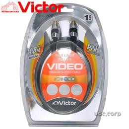 VICTOR 1.8MS端子視頻線 VX-702