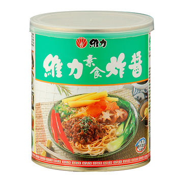 維力素食炸醬罐800g