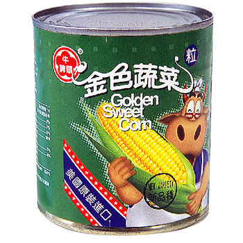 牛頭牌玉米粒312g*3入
