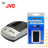 iNeno JVC BN-VF823U專業鋰電池配件組