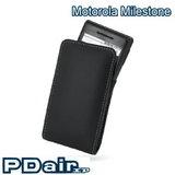 Motorola Milestone 專用PDair手拿直立式PDA手機皮套