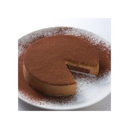 【日燒】巧克力慕斯彌月蛋糕