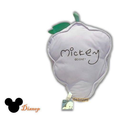 美國 迪士尼 大抱枕 葡萄
