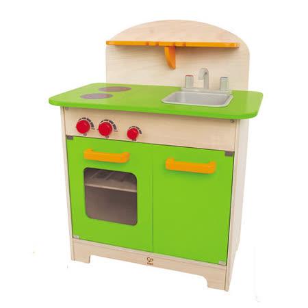 德國Hape愛傑卡-大型廚具台