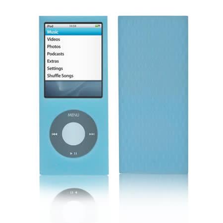 Digifocus iPod nano 4代果凍套-鑽石造型