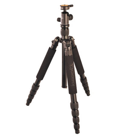 GIOTTOS VGR9255反折式25mm金屬專業腳架