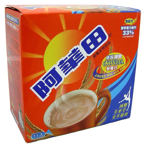 阿華田營養麥芽飲品~減糖隨身包^(盒裝^)20g^~11入