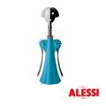 ALESSI 「安娜」紅酒開瓶器(藍)