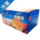 義美銅鑼燒冰淇淋-草莓80g*4入