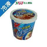 小美冰淇淋-巧克力1L(520g)/桶