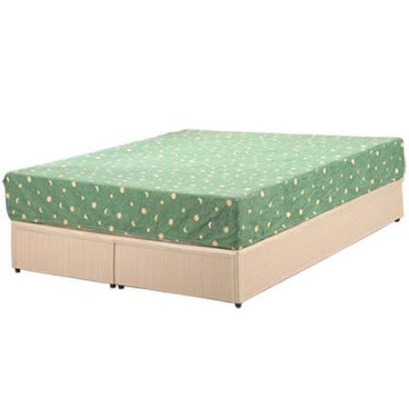 《Homelike》麗緻5尺雙人床台(三色可選)