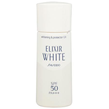 SHISEIDO 資生堂 ELIXIR WHITE 淨白肌密防護乳SPF50/PA+++(48ml)