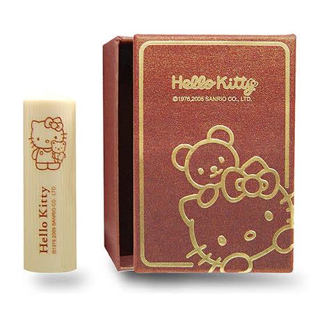 【Hello Kitty】經典象牙質感印鑑組