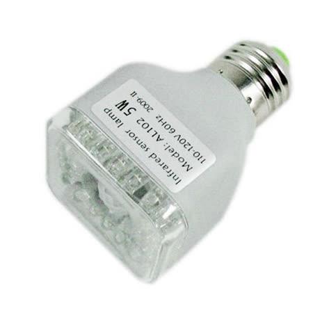 LED紅外線感應燈泡 (31燈)