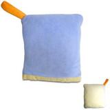 《超值2入》珊瑚絨兩用抱枕毯