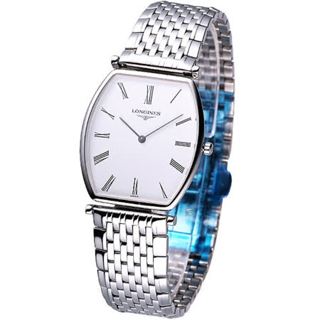 LONGINES浪琴錶 嘉嵐系列超薄時尚腕錶L47054116