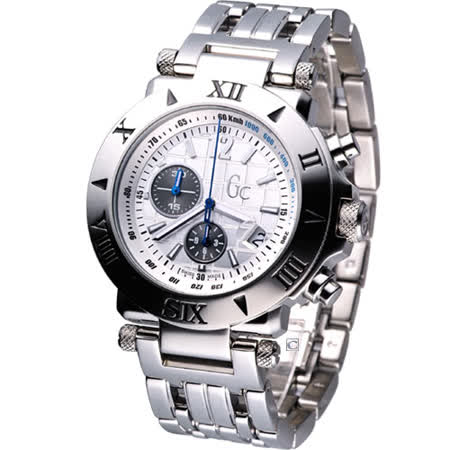 G c 尊爵時尚品味 計時腕錶 GX41002G1