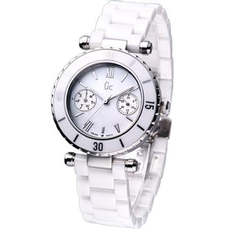 G c 慾望城市經典陶瓷 時尚腕錶GX35003L1