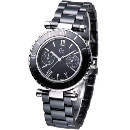 G c 慾望城市經典陶瓷時尚腕錶 GX35003L2