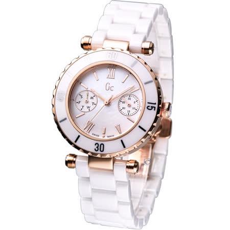 G c 慾望城市經典陶瓷時尚腕錶 GX42004L1