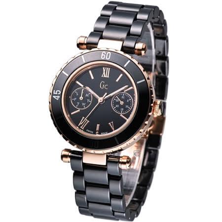 G c 慾望城市經典陶瓷時尚腕錶 GX42004L2