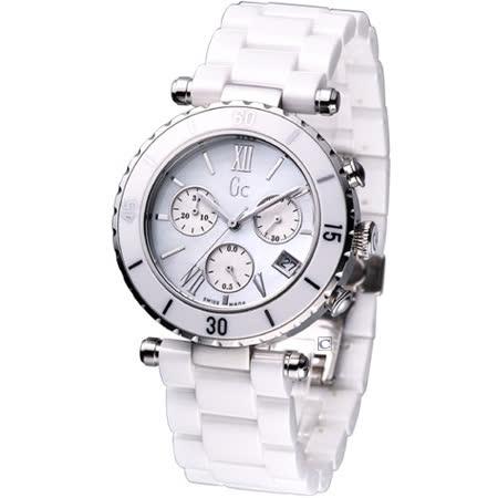 G c 慾望城市經典陶瓷時尚腕錶 GX43001M1