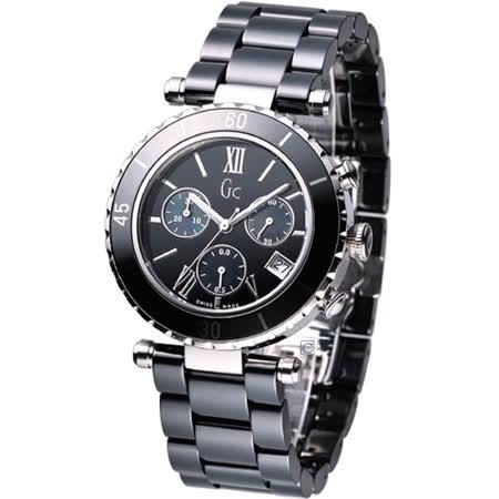 G c 慾望城市經典陶瓷時尚腕錶GX43001M2