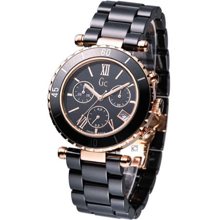 G c 慾望城市經典陶瓷時尚腕錶GX47504M2