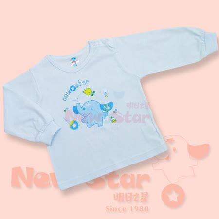 【聖哥-明日之星】薄-幼兒長袖冷氣衫(肩釦)