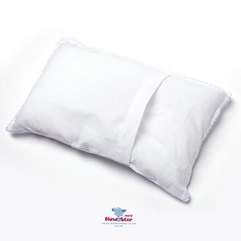 【聖哥-明日之星Newstar】MIT熱銷超好用氣質嬰兒枕/圓凹設計保護頭部/新生兒枕/平躺/推車/嬰兒床/攜帶超好用