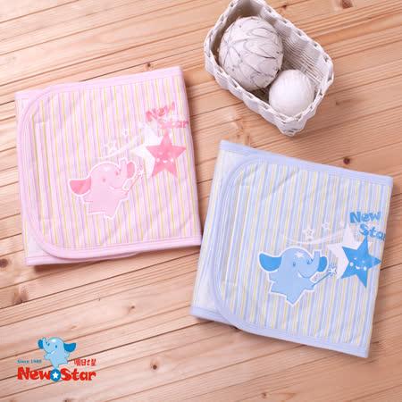 【聖哥-明日之星Newstar】MIT100%棉嬰幼兒四季肚圍-柔軟鋪棉-可愛設計-M-媽咪超推薦的柔軟溫暖單品-包覆寶寶超舒適