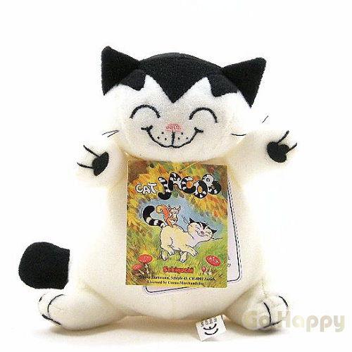 JACOB貓咪~白色坐姿砂袋~