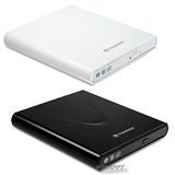 創見8倍速超薄外接式DVD燒錄機 (TS8XDVDRW)-加送光碟機保護套