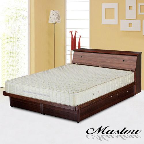 【Maslow-空間大師】單人掀床組-3.5尺(不含床墊)