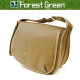 【Forest Green】ENA-202數位相機斜背包(駱駝黃)-加送LED拭鏡筆