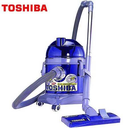限量特售↘東芝-乾濕吸塵器(TVC-2215)+送地板清潔劑60g