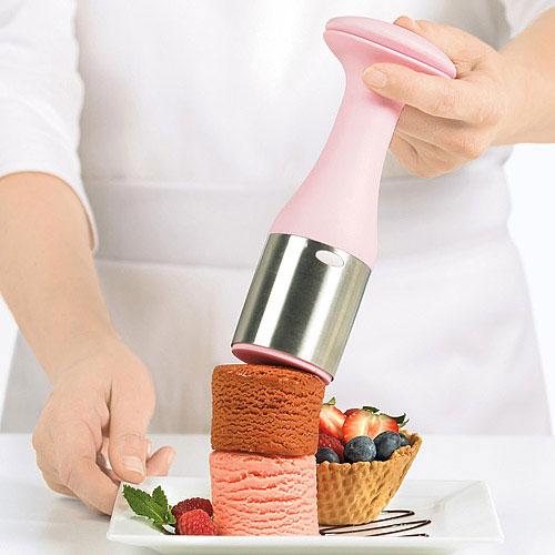 《CUISIPRO》好堆疊冰淇淋挖杓 粉紅