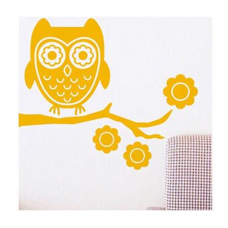 【ORIENTAL創意壁貼】Little Owl